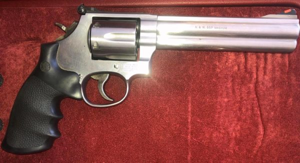 Smith Wesson 686 6´´